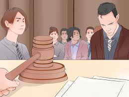 Lawsuit How To Beat A Credit Card Lawsuit With Pictures Wikihow