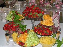 table picture display ideas fruit decoration ideas for wedding best 25 fruit display tables