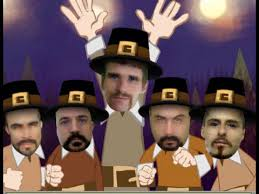 jibjab pilgrim song happy thanksgiving