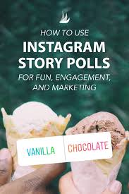 how to use instagram story polls for fun engagement and marketing