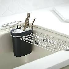 dish drainer for small side of sink small dish drainer sink dish drainer for small side of sink