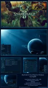 space themes for windows 8 1 starcraft 2 vs for windows 8 8 1 by yorgash on deviantart