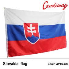 Slovak Flag גלריית סיטונות Flag Slovakia קנו מחיר נמוך Flag Slovakia רבים ב