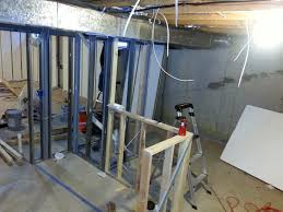 etna ohio home with a basement plumbing problem resulted in a