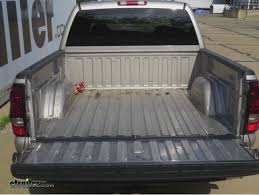 bed of truck pilot truck bed tailgate gap cover review video etrailer com