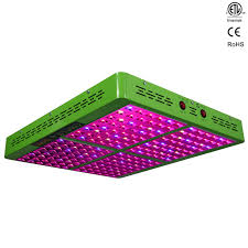 usa made led grow lights mars reflector 192 led grow light reflector design etl listed safety