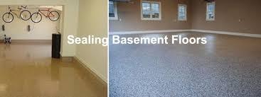 well suited design concrete floor sealers for basement natural