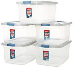 rubbermaid roughneck tote storage container