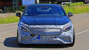 mercedes s 63 coupe facelift 2018 spy shots s63coupe youtube