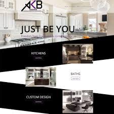 Kitchen Website Design Website Design Portfolio Websites For Anything