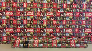 wars wrapping paper wars christmas wrapping paper by hallmark uk