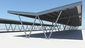 Car Carport Canopy Bipv Solar Pv Car Parks Carports