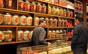 Traditional by Hong Kong Traditional Chinese Medicine At Wing Lok Street Bonham