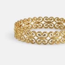 gold bangle bracelet design images Buy 50 22k gold bangle designs online in india 2018 png