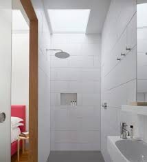 london large subway tile bathroom contemporary with en suite