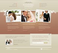 wedding site wedding venues flash cms template 40065