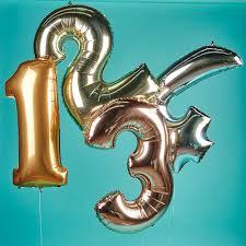 jumbo 100cm letter number balloon u2013 poppies for grace