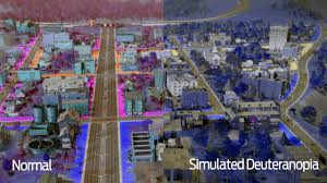why games need color blind modes u2014 this is how simcity looks with