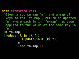 Map Clojure Exploring A Legacy Clojure Codebase
