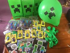minecraft party minecraft party bags ebay