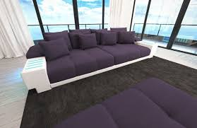 Interior Fabrics Austin Fabric Sofa Austin With Led