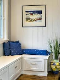 gallery of corner banquette bench with storage kitchen storage
