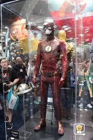 amazing costumes see flash and arrow s amazing costumes and gadgets on display at