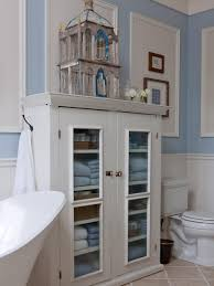 Vintage Bathroom Storage Cabinets Photo Page Hgtv