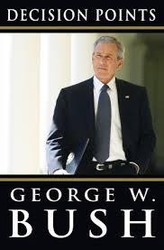 biography george washington bush decision points by george w bush
