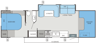 class c motorhome floor plans with luxury type agssam com