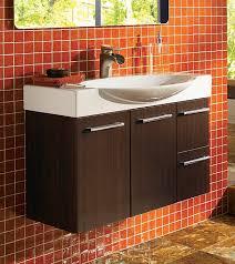Wall Mounted Bathroom Vanity Cabinets Enchanting Wall Mounted Bathroom Furniture For Everybody Bathroom