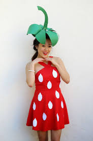 Cute Monster Halloween Costumes by Best 25 Fruit Costumes Ideas On Pinterest Strawberry Costume