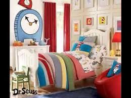 Dr Seuss Decor Dr Seuss Bedroom Decorating Ideas Youtube