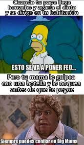 Mama Meme - siempre puedes confiar en big mama meme by jonnieproah memedroid
