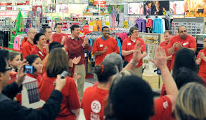 target open on black friday target to open doors at 9 p m on thanksgiving for black friday guests