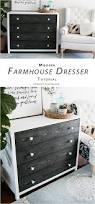 modern farmhouse style dresser oh everything handmade