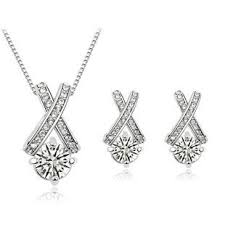 simple diamond set sales zirconia 18k simple diamond n end 5 26 2018 12 27 pm