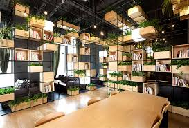 Urban Style Interior Design - urban design environment and greenery interiorzine