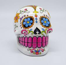 sugar skulls for sale mexican skull ebay
