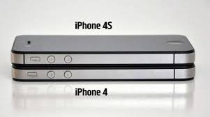 iphone 4s design the difference between iphone 4 and iphone 4s from geeky gadgets