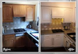 How To Remove Greasy Film From Kitchen Cabinets Paint Kitchen Cupboards With No Sanding Use Esp Owatrol Direct
