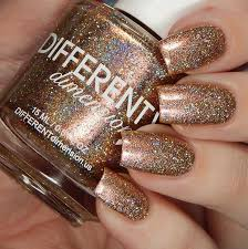 pedicure colors to the stars different dimension winter 2017 collection swatches and review