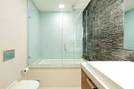 Laminate Door Design by Bathroom Cozy Laminate Tile Flooring With Floating Sink Vanity