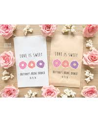 baby shower favor bags deals on donut bridal shower favor bag shower thank you bags