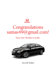 2016 honda accord brochure airbag annual percentage rate