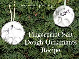 salt dough ornaments recipe mummy deals