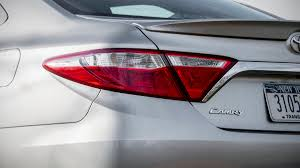2015 toyota camry tail light 2015 toyota camry review and test drive with photo gallery