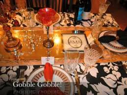 how to set and decorate a informal table place setting for
