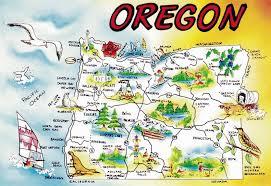 map of oregon us usa map of oregon state map usa oregon 15 maps update 500359 map