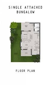 Floor Plan Bungalow Type Real Estate Philippines Condo House And Lot Properties For Sale